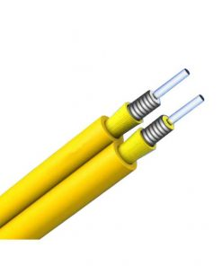 Duplex Fiber Armored Cable