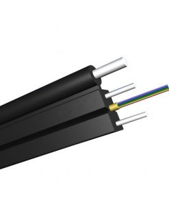 FTTH 12 Core Drop Fiber Optic Cable