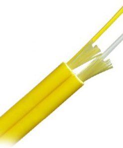 Corning Fiber Single-mode Duplex Zipcord Tight Buffer Riser Indoor Fiber Optic Cable