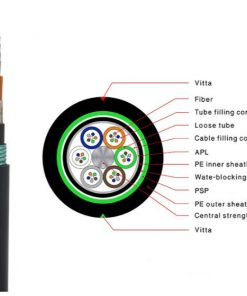 24 Core GYTY53 fiber optic cable