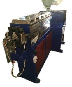 Φ50x25D Extrusion main motor with two cross head