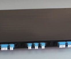 CWDM Rack, contain 3pcs LGX Module