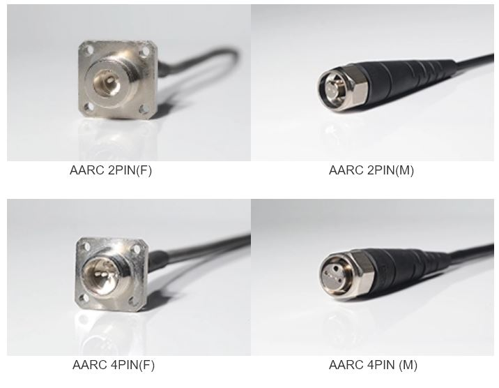 AARC/ODLC ODMC Outdoor Fiber Cable Assembly