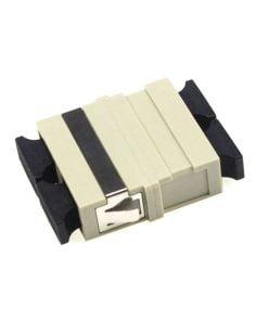 SC/UPC To SC/UPC Adapter Multimode Duplex Fiber Optic Coupler