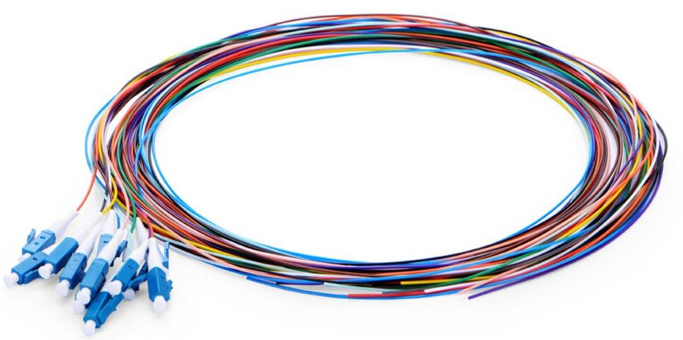 pigtail sc/Upc sm fiber pigtail assembly