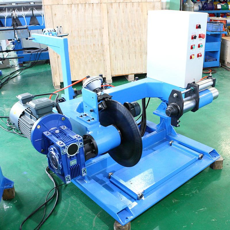 Φ800 Stengthen member bigger steel wire pay-off