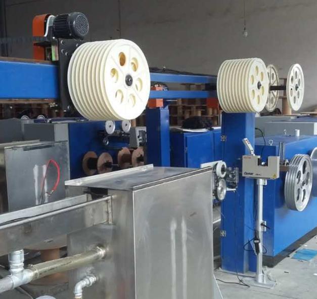 cable accumulator;