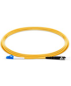 LC To ST UPC Simplex Single Mode OS2 9 125 Fiber Patch Cord