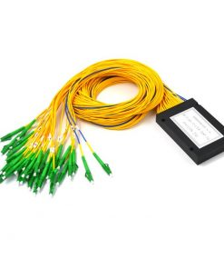 2x32 Fiber Optic PLC Splitter ABS Module 2.0mm