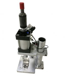 Air-operated Press Bonding Machine brochures