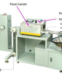 Automatic fiber optic cut machine