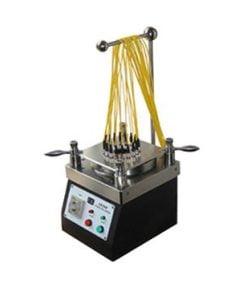Fiber Optic Corner Pressure Polishing Machine