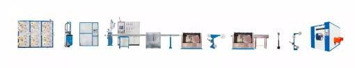 IPC PLC CONTROL LOOSE TUBE FIBER OPTIC PRODUCTION LINE
