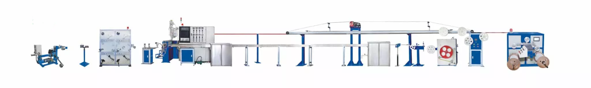 FTTH DROP CABLE PRODUCTION LINE