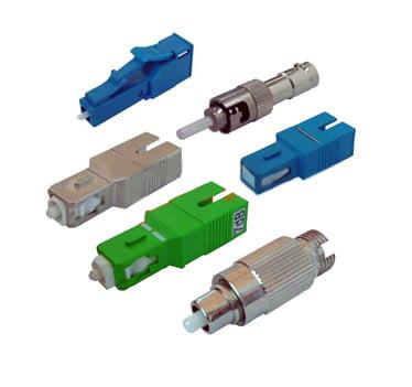 Fixed Fiber Optic Attenuators 1~30dB