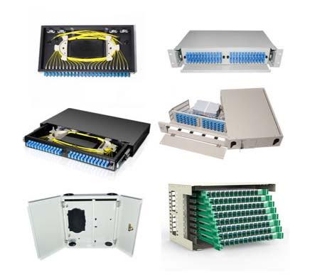 Fiber Optic Patch Panels